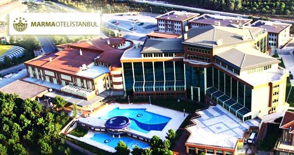 Maltepe Marma Hotel Istanbul'da çift kişilik 1 gece konaklama seçenekleri 229 TL'den başlayan fiyatlarla! Fırsatın geçerlilik tarihi için DETAYLAR bölümünü inceleyiniz.