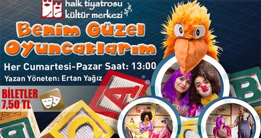Ankara Halk Tiyatrosu Kültür Merkezi 55