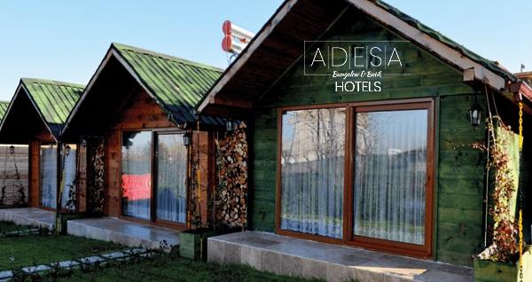Adesa Bungalow Hotel'de çift kişilik 1 gece sadece konaklama 290 TL! Fırsatın geçerlilik tarihi için DETAYLAR bölümünü inceleyiniz.