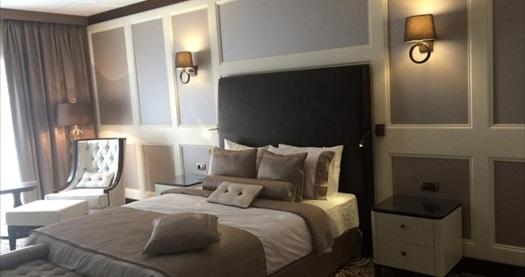 Merter Ramada Hotel&Suites'te çift kişilik 1 gece konaklama seçenekleri 139 TL'den başlayan fiyatlarla! Fırsatın geçerlilik tarihi için, DETAYLAR bölümünü inceleyiniz.