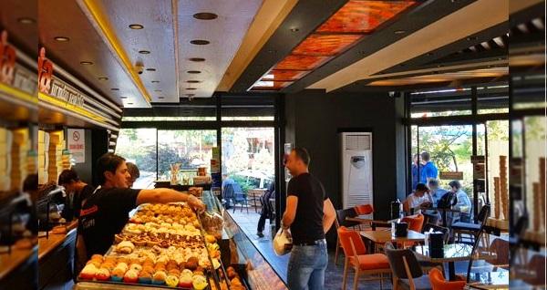 Focaccia Restaurant'ta Şirket Toplantıları ve Workshoplar için toplantı paketi 28 TL'den başlayan fiyatlarla! Fırsatın geçerlilik tarihi için DETAYLAR bölümünü inceleyiniz.