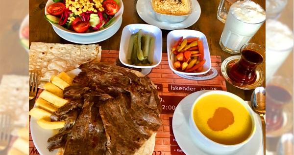 Madalyalı Restaurant'ta birbirinden lezzetli döner ve İskender menüleri 36 TL'den başlayan fiyatlarla! Fırsatın geçerlilik tarihi için DETAYLAR bölümünü inceleyiniz.