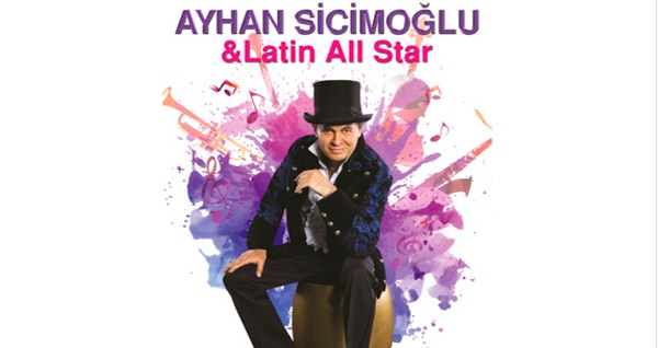 29 Mart'ta Mall Of İstanbul Moi Sahne'de gerçekleşecek Ayhan Sicimoğlu Latin All Star için biletler 89,50 TL yerine 59 TL! 29 Mart 2019 | 20:30 | Mall Of İstanbul Moi Sahne