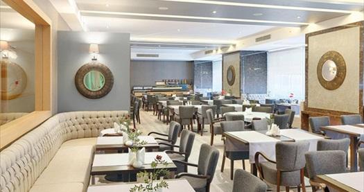 İzmir 5 yıldızlı Kordon Otel Çankaya'da farklı oda tiplerinde çift kişilik 1 gece konaklama seçenekleri 119 TL'den başlayan fiyatlarla! Fırsatın geçerlilik tarihi için, DETAYLAR bölümünü inceleyiniz.