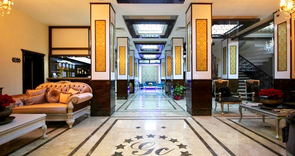 Konak Grand Corner Boutique Hotel'de kahvaltı dahil çift kişilik 1 gece konaklama 189 TL! Fırsatın geçerlilik tarihi için, DETAYLAR bölümünü inceleyiniz. Özel günler ve Fuar döneminde geçerli değildir.