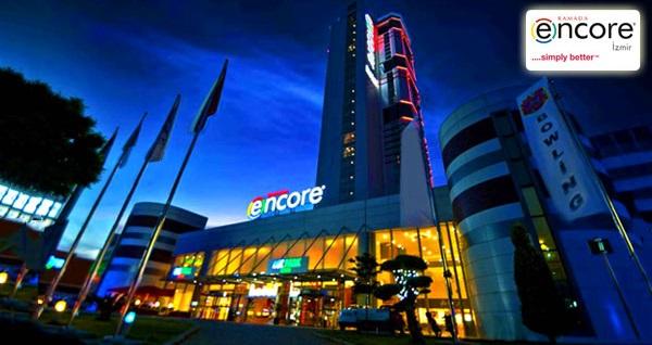 Ramada Encore İzmir'de tek veya çift kişilik 1 gece konaklama seçenekleri 249 TL'den başlayan fiyatlarla! Fırsatın geçerlilik tarihi için DETAYLAR bölümünü inceleyiniz.