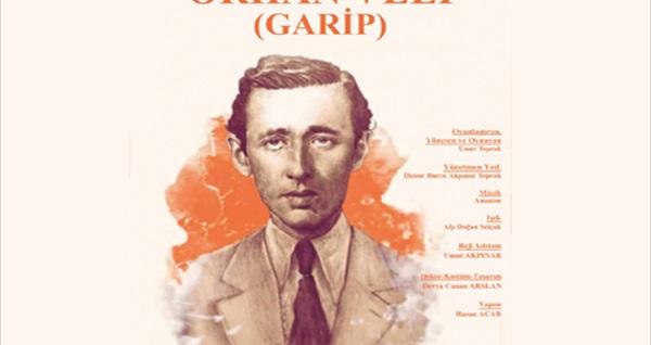 """Orhan Veli'nin unutulmaz şiirleri ve unutulmaz hayatı Garip gösterimine biletler 100 TL yerine 70 TL! Tarih ve konum seçimi yapmak için """"Hemen Al"""" butonuna tıklayınız."""
