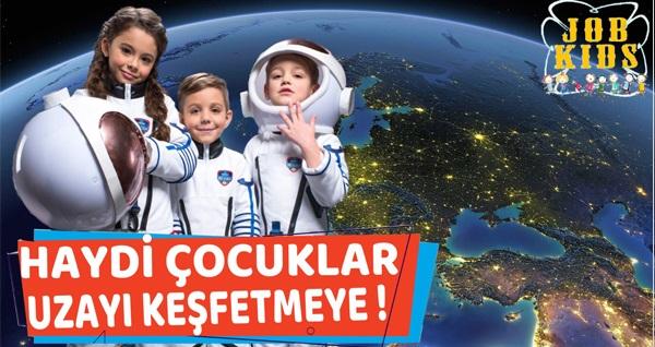 Balgat Jobkids Oyun Atölyesi'nde hafta sonları geçerli çocuklarınız için 7 meslek atölyesi ve hamburger menü 30 TL! Fırsatın geçerlilik tarihi için DETAYLAR bölümünü inceleyiniz.