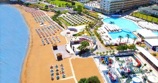 Kıbrıs 5 yıldızlı Acapulco Resort & Spa'da ulaşım dahil çift kişilik odada kişi başı TAM PANSİYON konaklama 619 TL'den başlayan fiyatlarla! Fırsatın geçerlilik tarihi için, DETAYLAR bölümünü inceleyiniz.