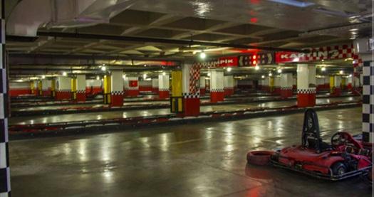 Olimpik Go-Kart ile Türkiye'nin en büyük eğlence pistinde Go-Kart keyfi 24 TL! Fırsatın geçerlilik tarihi için DETAYLAR bölümünü inceleyiniz.