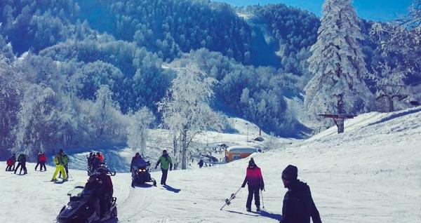 Her gün kalkışlı günübirlik Kartepe Kayak Turu