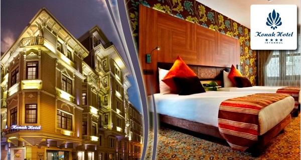 Harbiye Konak Hotel'de çift kişilik 1 gece konaklama seçenekleri 283 TL'den başlayan fiyatlarla! Fırsatın geçerlilik tarihi için DETAYLAR bölümünü inceleyiniz.
