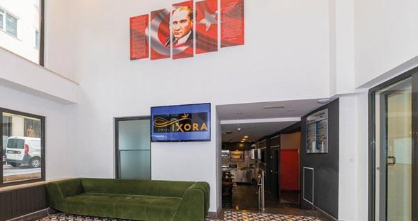 Şişli Ixora Hotel'de kahvaltı dahil çift kişilik 1 gece konaklama 229 TL! Fırsatın geçerlilik tarihi için DETAYLAR bölümünü inceleyiniz.
