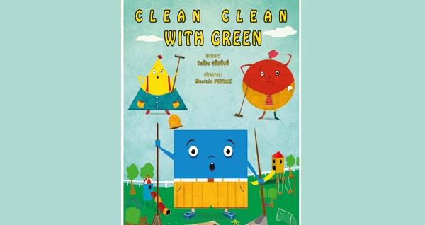 Hem eğlenceli hem eğitici İngilizce çocuk oyunu ''Clean Clean With Green'' için biletler 27,50 TL'den başlayan fiyatlarla! 14 Aralık 2019 / 13:00 / Halis Kurtça Çocuk Kültür Merkezi & 25 Ocak 2020 / 13:00 / Akatlar Kültür Merkezi