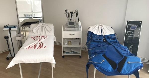 Narlıdere Figen Çelik Estetik'te 40 seans 'Eximia Kavitasyon', 'Pasif Jimnastik-Elektro Terapi', 'Radyofrekans-Radyoterapi' uygulamaları 19,90 TL! Fırsatın geçerlilik tarihi için, DETAYLAR bölümünü inceleyiniz.