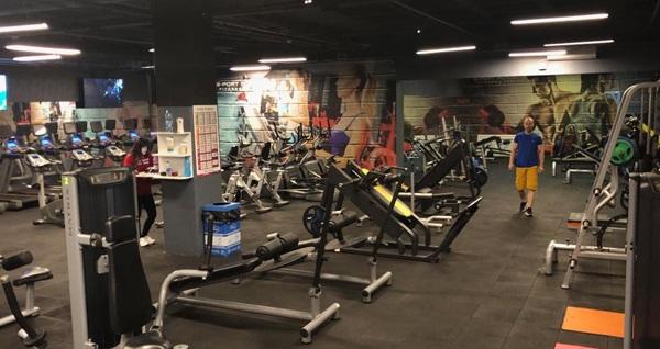 S-Port Academy Fitness & Health'de ıslak alan kullanımı dahil pilates, crunch, kickboks, fitness, spining, ve zumba üyeliği 495 TL'den başlayan fiyatlarla! Fırsatın geçerlilik tarihi için DETAYLAR bölümünü inceleyiniz.