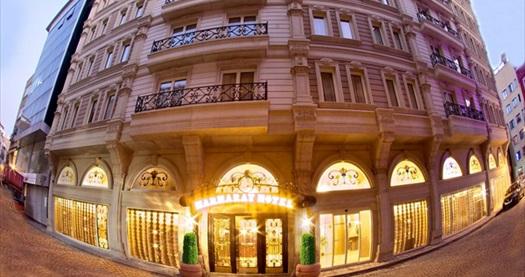Yenikapı Marmaray Hotel'de ruhunuzu ve bedeninizi yenileyecek paketler 34,90 TL'den başlayan fiyatlarla! Fırsatın geçerlilik tarihi için DETAYLAR bölümünü inceleyiniz.
