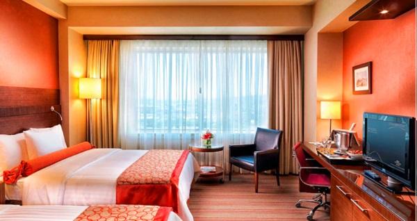 Courtyard by Marriott İstanbul West Hotel'de çift kişilik 1 gece konaklama 227 TL'den başlayan fiyatlarla! Fırsatın geçerlilik tarihi için DETAYLAR bölümünü inceleyiniz.