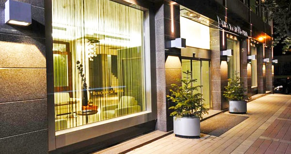 Bursa'nın yıldızlı butik keyfi Osmangazi Burçman Hotel'de kahvaltı dahil 1 gece konaklama 169 TL'den başlayan fiyatlarla! Fırsatın geçerlilik tarihi için DETAYLAR bölümünü inceleyiniz.