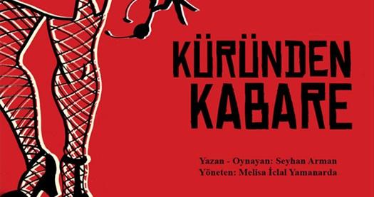 """Sezonun güldürürken ağlatan komedisi """"Küründen Kabare"""" için biletler 30 TL'den başlayan fiyatlarla! Tarih ve konum seçimi yapmak için """"Hemen Al"""" butonuna tıklayınız."""