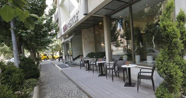 Kaya Prestige İzmir'de kahvaltı dahil 1 gece konaklama keyfi 299 TL'den başlayan fiyatlarla! Fırsatın geçerlilik tarihi için DETAYLAR bölümünü inceleyiniz.