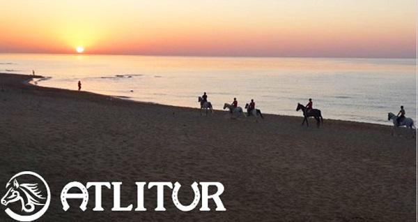 Atlıtur'dan Gümüşdere Plajı Tesisleri'nde atla 20 dakikalık doğa ve kumsal turu dahil yemek menüleri 80 TL'den başlayan fiyatlarla! Fırsatın geçerlilik tarihi için DETAYLAR bölümünü inceleyiniz.