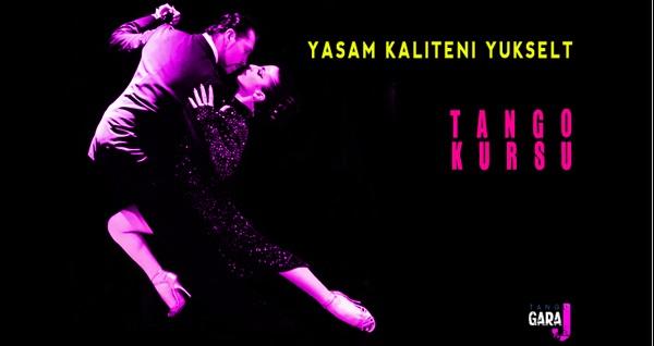 Kadıköy Tango Garaj'da başlangıç sınıfları için tango eğitimi 79 TL'den başlayan fiyatlarla! Fırsatın geçerlilik tarihi için DETAYLAR bölümünü inceleyiniz.