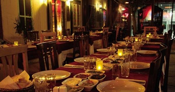 Maslak 42 Şirane Meyhane'de fasıl eşliğinde yemek menüsü 69,90 TL! Fırsatın geçerlilik tarihi için DETAYLAR bölümünü inceleyiniz.