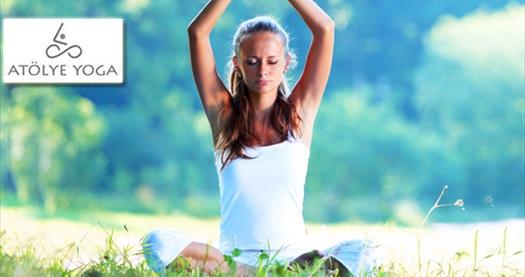 Çankaya Atölye Yoga'da 2 ders yoga eğitimi 150 TL yerine 39,90 TL! Fırsatın geçerlilik tarihi için, DETAYLAR bölümünü inceleyiniz.
