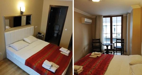 Büyükada My Way Hotel'de çift kişilik 1 gece konaklama seçenekleri 179 TL'den başlayan fiyatlarla! Fırsatın geçerlilik tarihi için, DETAYLAR bölümünü inceleyiniz.