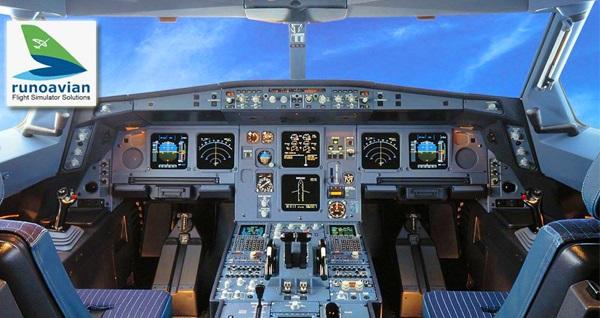 Balgat Runoavian Anadolu Uçuş Simülatör Merkezi'nde profesyonel uçak simülatöründe 30 ve 60 dakikalık uçuş deneyimi 139,90 TL'den başlayan fiyatlarla! Fırsatın geçerlilik tarihi için, DETAYLAR bölümünü inceleyiniz.