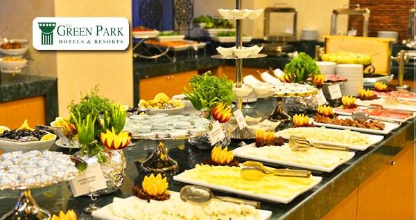 The Green Park Taksim Hotel'de güne muhteşem bir başlangıç için açık büfe kahvaltı 34,90 TL! Fırsatın geçerlilik tarihi için DETAYLAR bölümünü inceleyiniz.