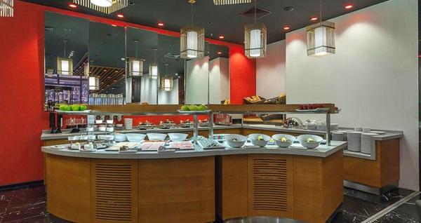 Ramada Encore İzmir'de kahvaltı dahil tek veya çift kişilik 1 gece konaklama seçenekleri 199 TL'den başlayan fiyatlarla! Fırsatın geçerlilik tarihi için DETAYLAR bölümünü inceleyiniz.