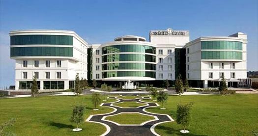 5 yıldızlı Dragos Cevahir Hotel İstanbul Asia'da kahvaltı dahil çift kişilik 1 gece konaklama ve spa keyfi 199 TL'den başlayan fiyatlarla! Fırsatın geçerlilik tarihi için, DETAYLAR bölümünü inceleyiniz.