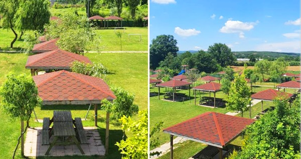 Beykoz Cumhuriyet Garden'da yeşillikler arasında sınırsız çay eşliğinde serpme kahvaltı keyfi 45 TL! Fırsatın geçerlilik tarihi için DETAYLAR bölümünü inceleyiniz.