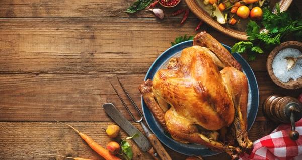 DoubleTree by Hilton Avcılar'da 10-12 kişilik leziz hindi menü 299 TL! Bu fırsat 31 Aralık 2018 Yılbaşı gecesi için geçerlidir.