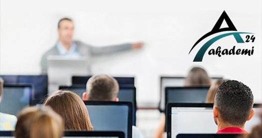 Akademi24'den sertifikalı 121 online eğitim programı 14,90 TL'den başlayan fiyatlarla! Fırsatın geçerlilik tarihi için, DETAYLAR bölümünü inceleyiniz.