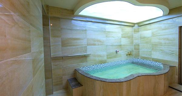 Osmangazi Ruba Palace Thermal Hotel'de VIP aile hamamı kullanımı ve sıcak içecek ikramı 120 TL yerine 89,90 TL! Fırsatın geçerlilik tarihi için, DETAYLAR bölümünü inceleyiniz.
