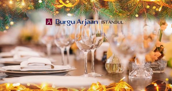 Burgu & Tango Arjaan by Rotana'da Yılbaşı Programı ve konaklama
