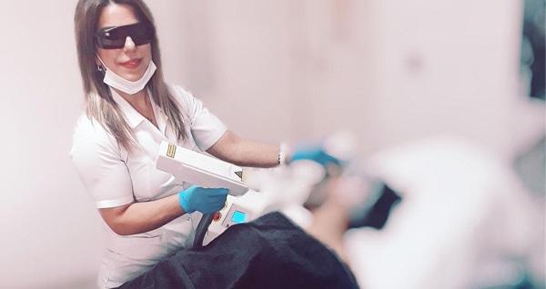 Muratpaşa Handan Tetik Beauty'de kadınlar ve erkekler için 4 seans istenmeyen tüylerden kurtulma uygulaması veya cilt bakımı uygulaması 150 TL yerine 24,90 TL! Fırsatın geçerlilik tarihi için DETAYLAR bölümünü inceleyiniz.