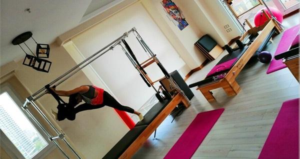 Bamba Exclusive'de 6 seans pilates paketi 300 TL'den başlayan fiyatlarla! Fırsatın geçerlilik tarihi için DETAYLAR bölümünü inceleyiniz.