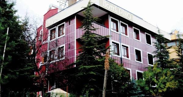 Parlamenter Pino Hotel Ankara'da kahvaltı dahil çift kişilik 1 gece konaklama 159 TL! Fırsatın geçerlilik tarihi için, DETAYLAR bölümünü inceleyiniz.