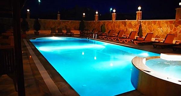 Büyüleyici doğası ile Ağva Günay Otel'de çift kişilik 1 gece konaklama seçenekleri 199 TL'den başlayan fiyatlarla! Fırsatın geçerlilik tarihi için DETAYLAR bölümünü inceleyiniz.