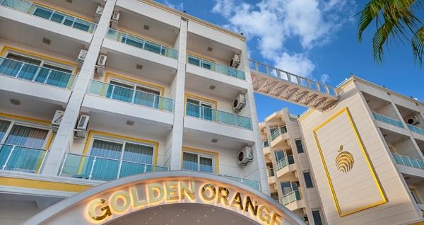 Antalya Golden Orange Hotel'de çift kişilik 1 gece konaklama seçenekleri! Fırsatın geçerlilik tarihi için DETAYLAR bölümünü inceleyiniz.