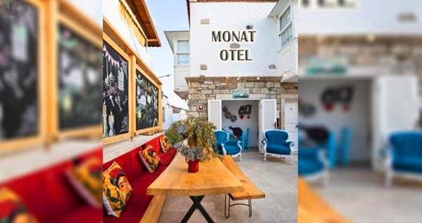 Alaçatı Monat Otel Porta Cafe & Bar'da enfes serpme kahvaltı kişi başı 45 TL yerine 29,90 TL! Fırsatın geçerlilik tarihi için, DETAYLAR bölümünü inceleyiniz.