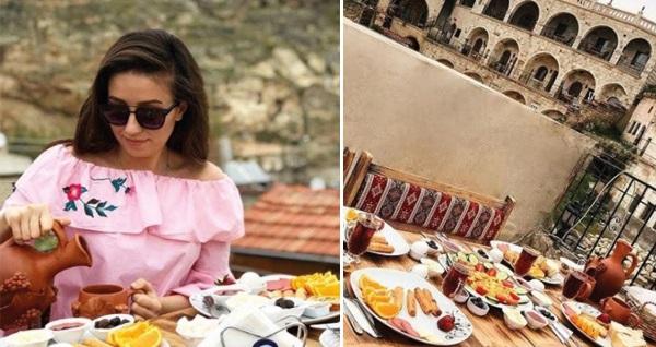 Nevşehir Sandık Cave Hotel'de çift kişilik 1 gece konaklama seçenekleri 119 TL'den başlayan fiyatlarla! Fırsatın geçerlilik tarihi için DETAYLAR bölümünü inceleyiniz.