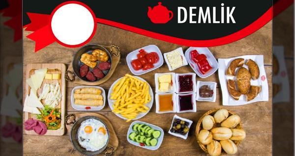 İstmarina Demlik Cafe'de 2 kişilik serpme kahvaltı 69 TL! Fırsatın geçerlilik tarihi için DETAYLAR bölümünü inceleyiniz.