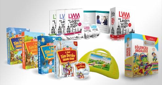 Hem çocuklarınız hem sizin için İngilizce eğitim ve tüm dersler için etkinlik setleri 6,90 TL'den başlayan fiyatlarla! Farklı seçeneklerle tüm Türkiye'ye kargo hizmeti vardır.