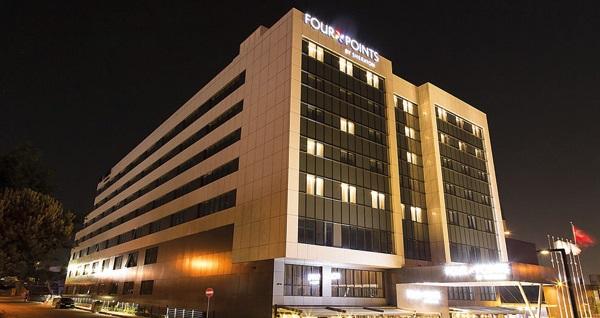 Ümraniye Ever Hotel Asia'da çift kişilik 1 gece konaklama seçenekleri 169 TL'den başlayan fiyatlarla! Fırsatın geçerlilik tarihi için DETAYLAR bölümünü inceleyiniz.