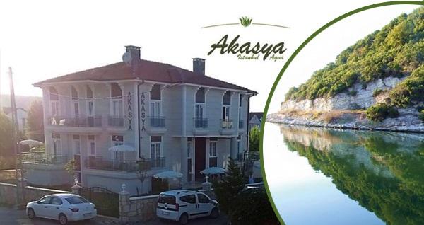 Akasya Hotel Ağva'da çift kişilik 1 gece konaklama seçenekleri 125 TL'den başlayan fiyatlarla! Fırsatın geçerlilik tarihi için, DETAYLAR bölümünü inceleyiniz.